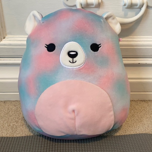 "NWT Tula the Bear Squishmallow 8"""